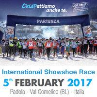 Ciasp Dolomitica 2017 - European Snowshoe Championships