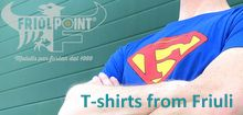 Friulpoint — T-shirts from Friuli