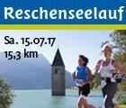 Reschenseelauf - Giro Lago di Resia - 15.07.2017