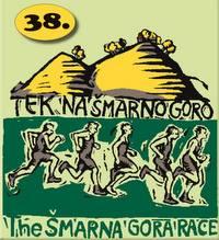 Šmarna gora Race - Ljubljana, Slovenia - 7 October 2017