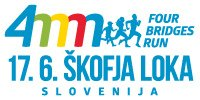 Tek štirih mostov - Four Bridges Run - 17 June 2017, Škofja Loka, Slovenia