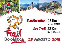 TrailDoloMitica - Padola (Italy) - 25 August 2018