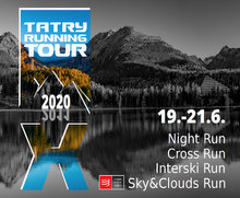 Tatry Running Tour / 19-21 June 2020 / High Tatras - Slovakia