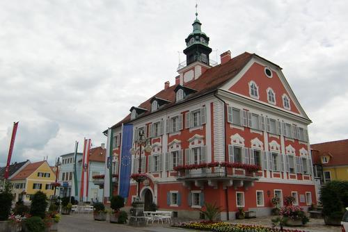 Deutschlandsberg, Rathaus (Photo: runinternational.eu)