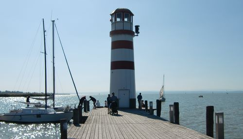 Lighthouse Podersdorf, Neusiedler See (Copyright © 2011 runinternational.eu)