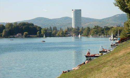Obere Alte Donau, Vienna, Austria (Copyright © 2012 runinternational.eu)