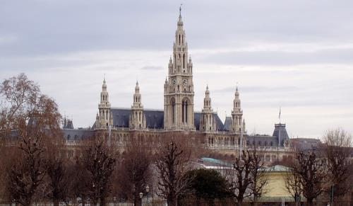 The Rathaus, Vienna's City Hall (Photo: Barbara Rohner)