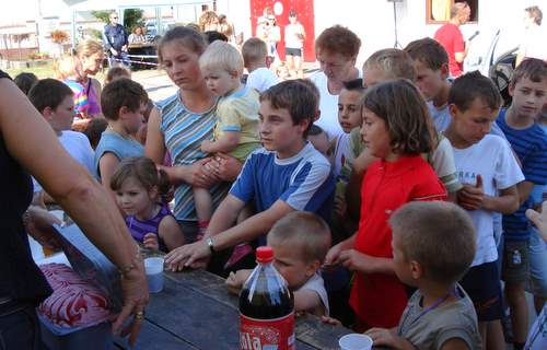 Trka Hagemann - ice-cream for the kids