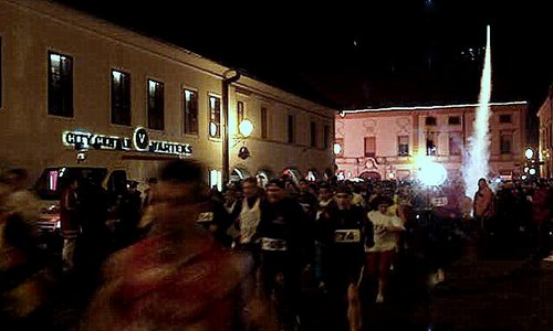 Novogodišnja utrka (New Year's Run), Varaždin, Croatia -- Photo: Copyright © 2020 Hendrik Böttger / runinternational.eu