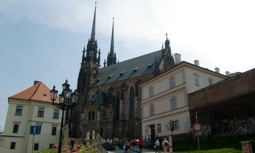 Cathedral of St Peter and Paul, Brno, Czech Republic (Copyright © 2015 Hendrik Böttger / runinternational.eu)