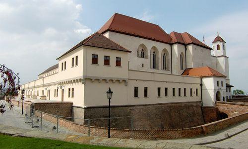 Špilberk Castle, Brno, Czech Republic (Copyright © 2015 Hendrik Böttger / runinternational.eu)