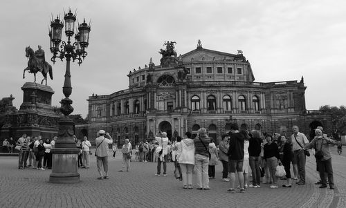 Semperoper, Dresden, Germany (Copyright © 2012 Hendrik Böttger)