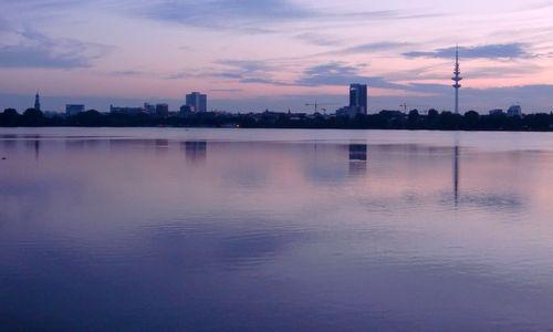 Alster lake, Hamburg, Germany (Copyright © 2013 Hendrik Böttger / Run International EU)