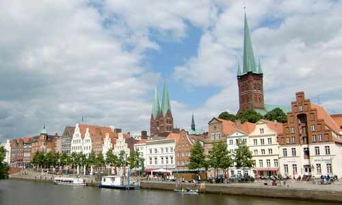 Obertrave, Lübeck, Germany (Copyright © 2012 runinternational.eu)