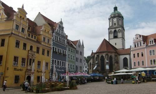 Markt, Meissen, Germany (Copyright © 2012 runinternational.eu)