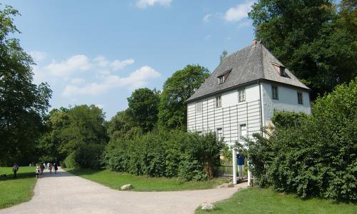 Goethes Gartenhaus in Weimar, Germany (Copyright © 2014 Hendrik Böttger / Run International EU)