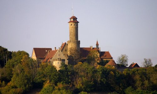 Altenburg, Bamberg, Germany (Author: Johannes Otto Först / commons.wikimedia.org / public domain / photo cropped by runinternational.eu)