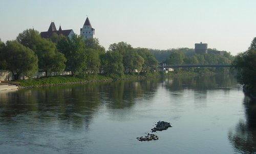 The Danube in Ingolstadt, Germany (Author: User:Mattes / commons.wikimedia.org / Public Domain)