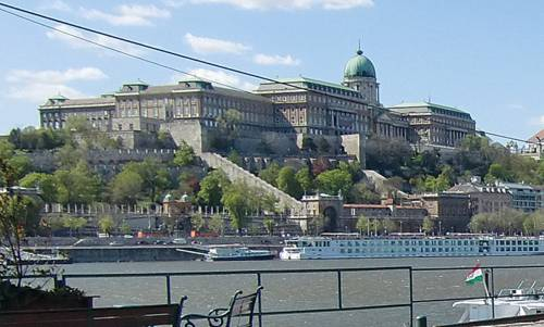 Buda Castle, Budapest, Hungary (Copyright © 2016 Hendrik Böttger / runinternational.eu)