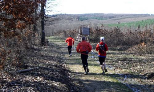 Göcsej Galopp, Kávás, Hungary - a running and walking event through the Göcsej region in western Hungary (Copyright © 2017 Hendrik Böttger / runinternational.eu)