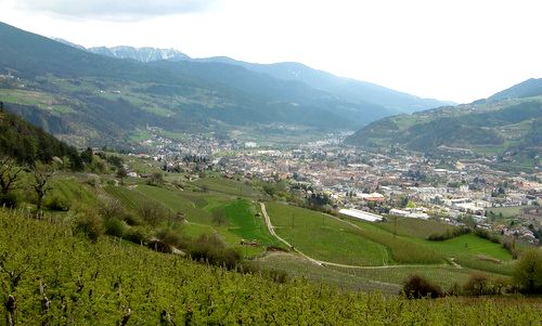 Brixen-Bressanone in the Eisack Valley, Italy (Photo: Copyright © 2010 Hendrik Böttger / runinternational.eu)