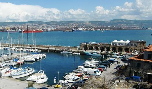 Muggia and the port of Trieste, Italy (Copyright © 2011 Hendrik Böttger / runinternational.eu)