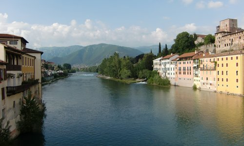Bassano del Grappa, Italy (Photo: Copyright © 2020 Hendrik Böttger / runinternational.eu)