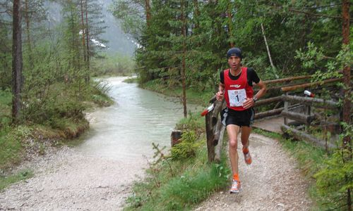 Said Boudalia, Winner Cortina Dobbiaco Run 2009 (Copyright © 2012 Hendrik Böttger, runinternational.eu)