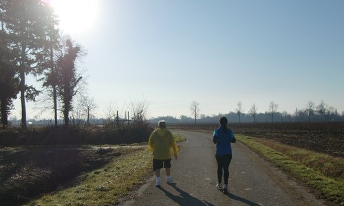 Marcia dei Magi, Campolonghetto, Italy - a fun run and walk in the Friuli-Venezia Giulia region (Copyright © 2016 Hendrik Böttger / runinternational.eu)
