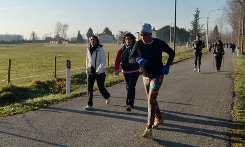 Marcia dei Magi, Campolonghetto, Province of Udine, Italy  - an event for runners, walkers and nordic walkers (Copyright © 2018 Hendrik Böttger / runinternational.eu)