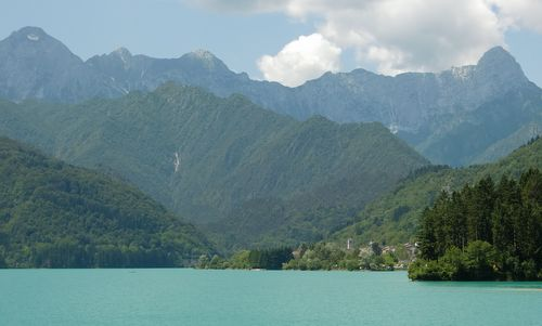 Lago di Barcis, Italy (Copyright © 2013 Hendrik Böttger / Run International EU)