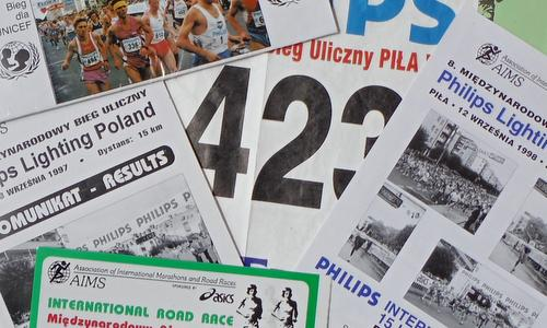 Półmaraton Piła - Half Marathon Pila, Poland - results, race information, photos and a bib (Copyright © 2016 Hendrik Böttger / runinternational.eu)