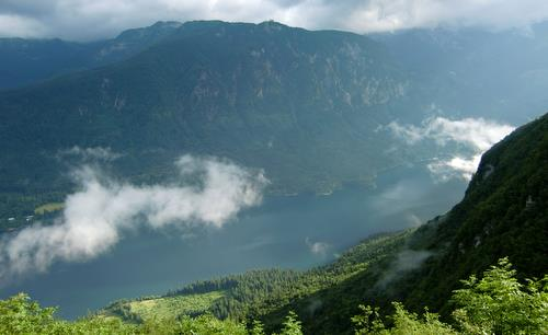 Lake Bohinj, Slovenia (Copyright © 2010 Hendrik Böttger / Run International EU)