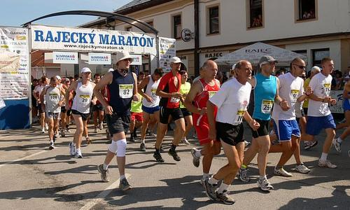 Rajecký maratón, Slovakia (Author: Pe3kZA / commons.wikimedia.org / public domain / photo cropped by runinternational.eu)