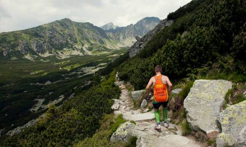 Sky & Clouds Run, Slovakia (Copyright © 2013 Tatry Running Tour)